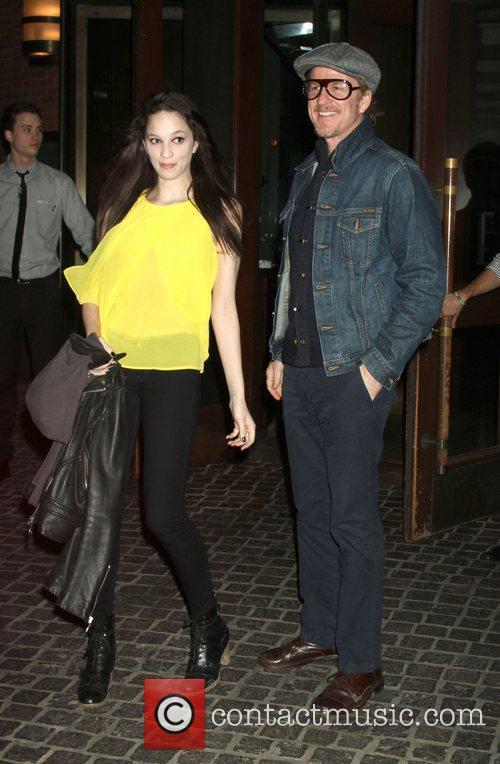 Matthew Modine and Tribeca Grand Hotel 1