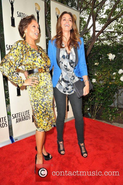 Vanessa Williams and Cindy Crawford 18