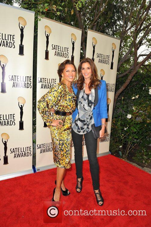 Vanessa Williams and Cindy Crawford 19