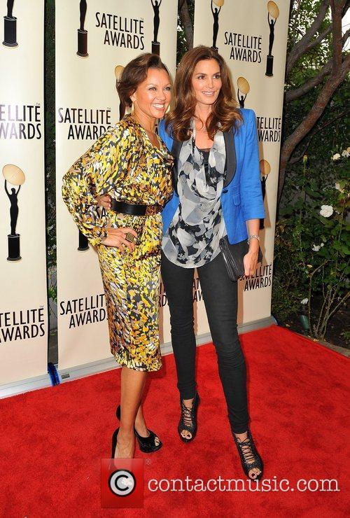 Vanessa Williams and Cindy Crawford 20