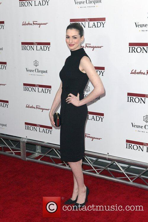 anne hathaway at the new york premiere 3656061