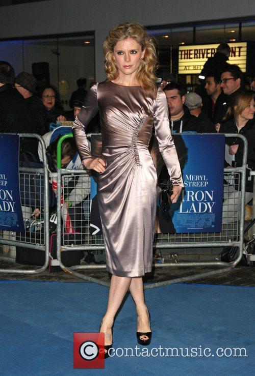 Emilia Fox The European premiere of The Iron...