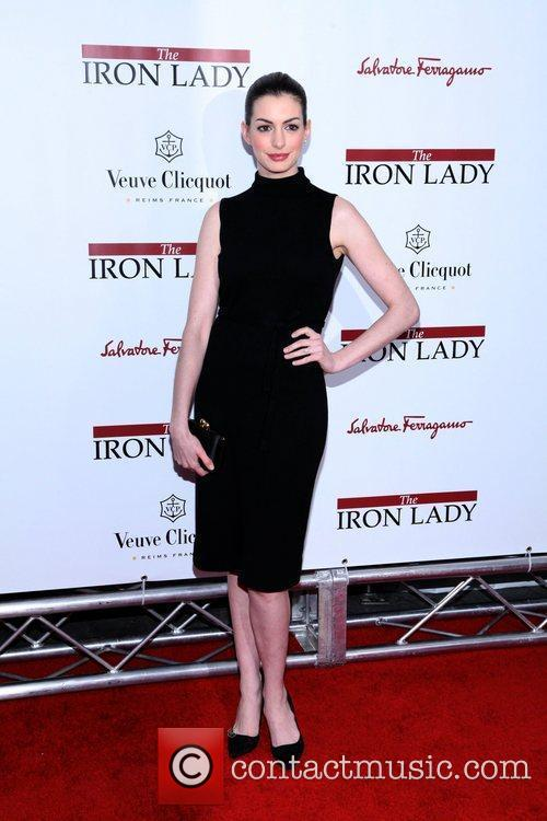 anne hathaway at the new york premiere 3656335