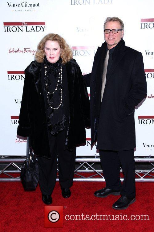 Celia Weston and David Rasche 1