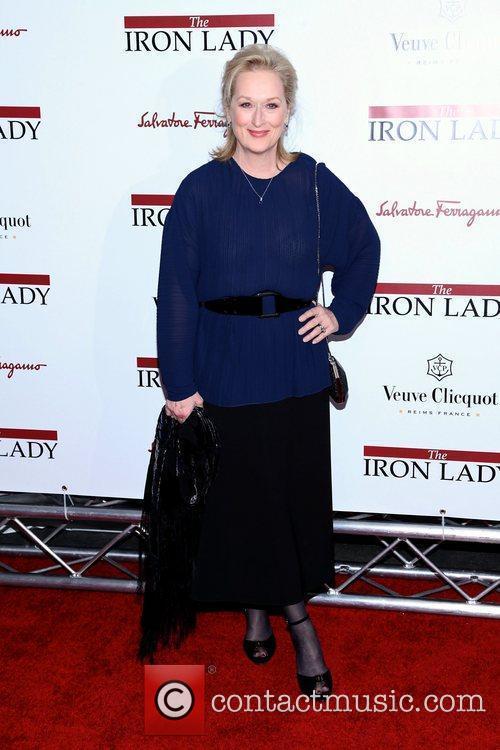 meryl streep at the new york premiere 3656358