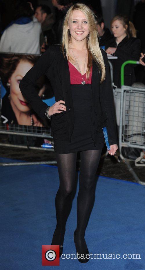 Emily Head  'The Iron Lady' UK film...