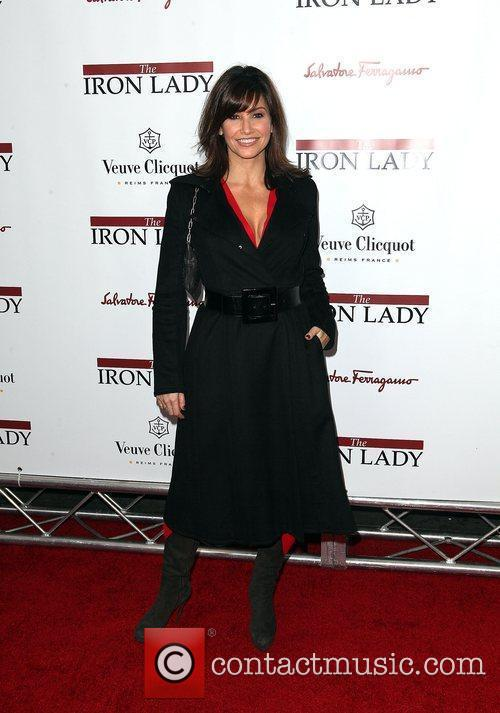 Gina Gershon  the New York premiere of...