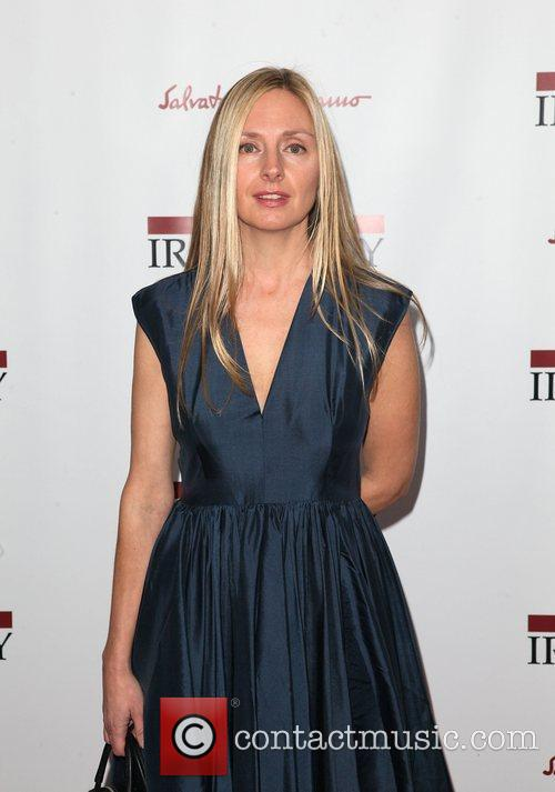Hope Davis  the New York premiere of...