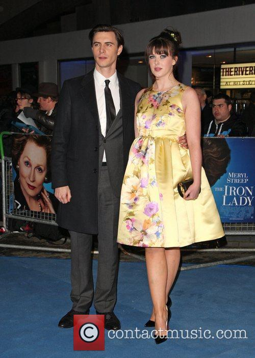 Alexandra Roach and Harry Lloyd