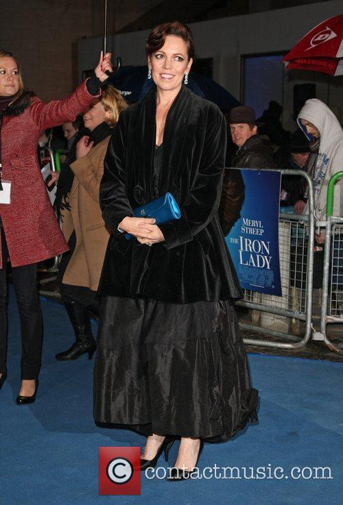Olivia Williams 'The Iron Lady' UK film premiere...