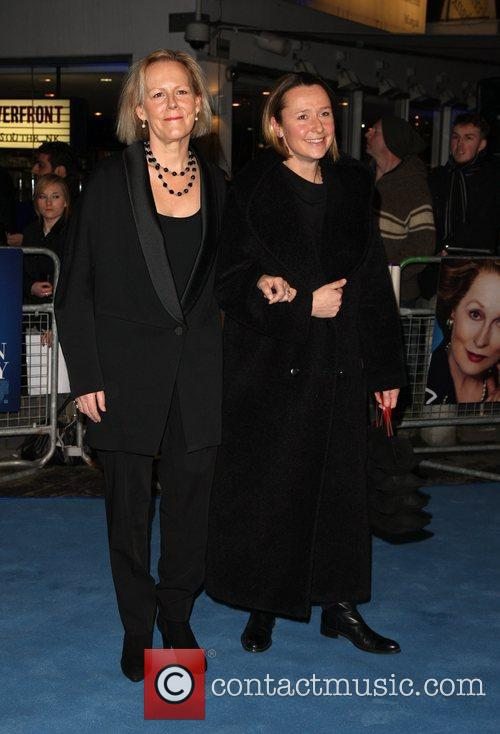 Phyllida Lloyd and Sarah Cooke 'The Iron Lady'...