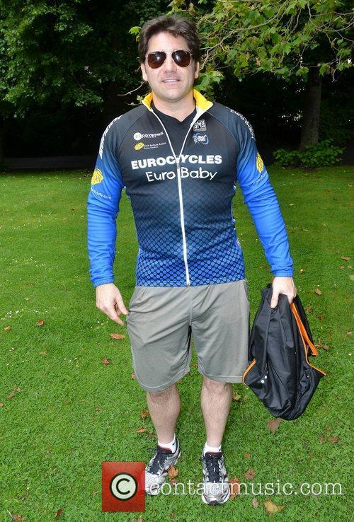 Photocall to announce Team Keith Duffy IRONMAN 70.3...