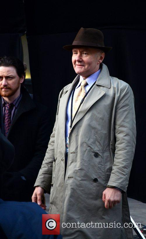James Mcavoy and Irvine Welsh 2