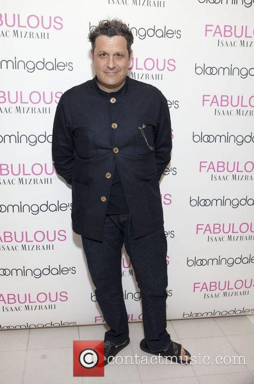 Isaac Mizrahi  launches his new fragrance 'Fabulous'...