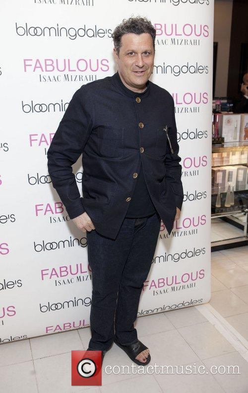 Launches his new fragrance 'Fabulous' at Bloomingdales on...