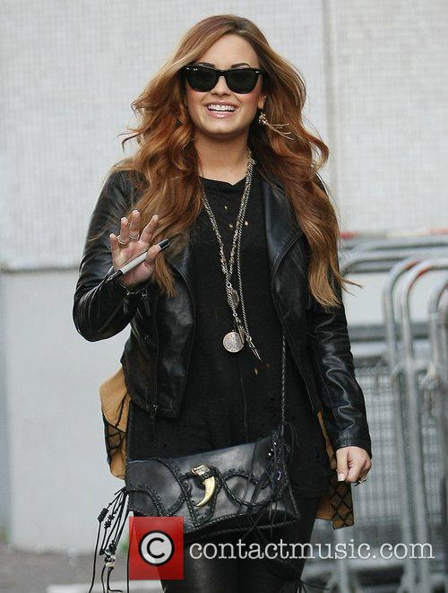 Demi Lovato and Itv Studios 2