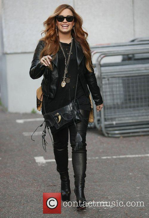 Demi Lovato and Itv Studios 4