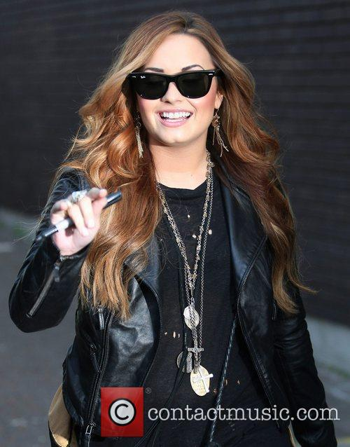 Demi Lovato and Itv Studios 5