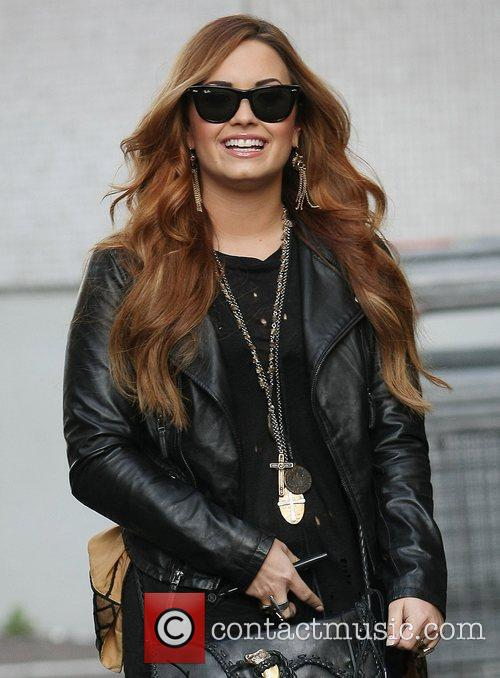 Demi Lovato and Itv Studios 8
