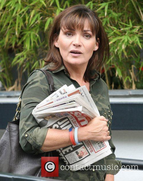 Lorraine Kelly and Itv Studios 1