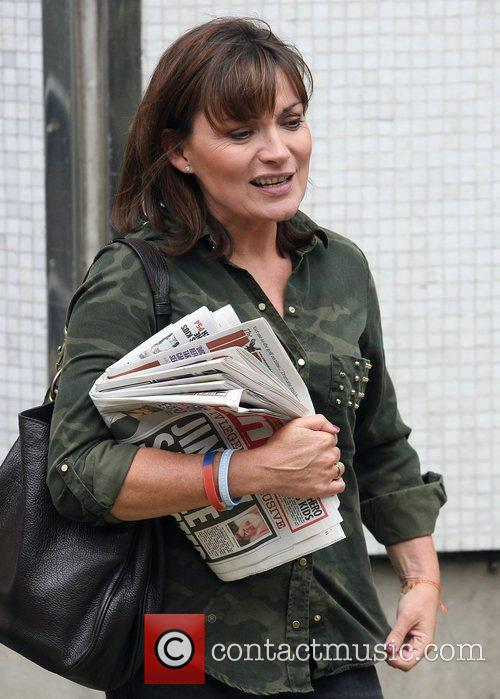 Lorraine Kelly and Itv Studios 2