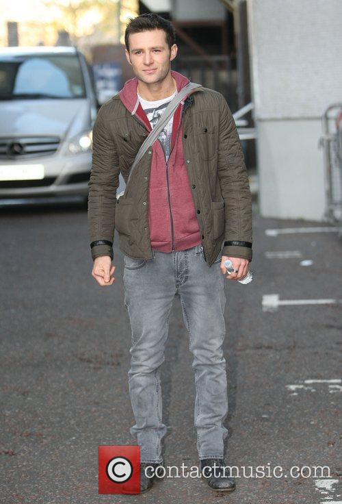 Harry Judd, Mcfly and Itv Studios 4