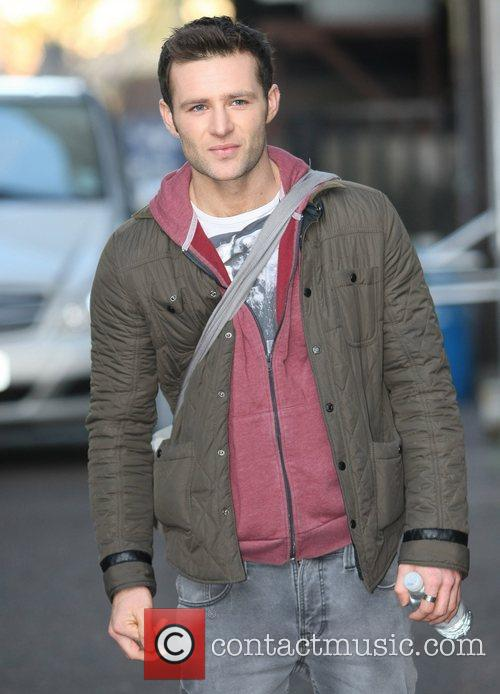 Harry Judd, Mcfly and Itv Studios 3