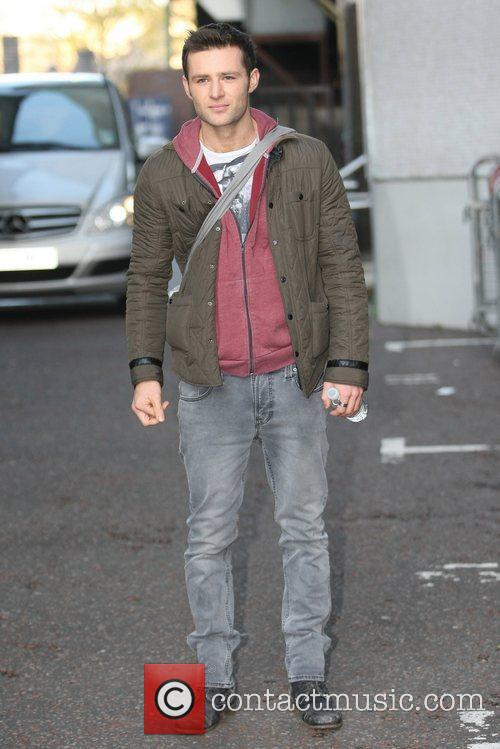 Harry Judd, Mcfly and Itv Studios 1