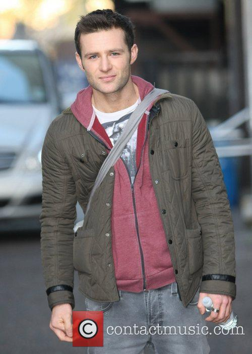 Harry Judd, Mcfly and Itv Studios 2