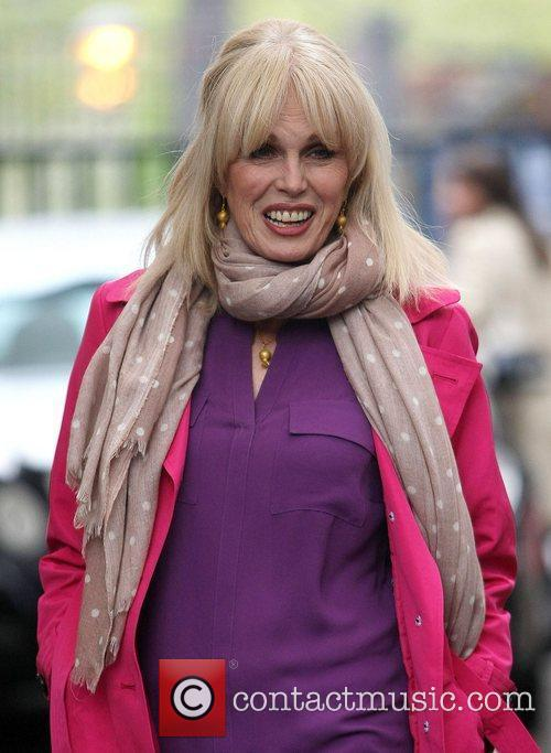 Joanna Lumley and Itv Studios 3