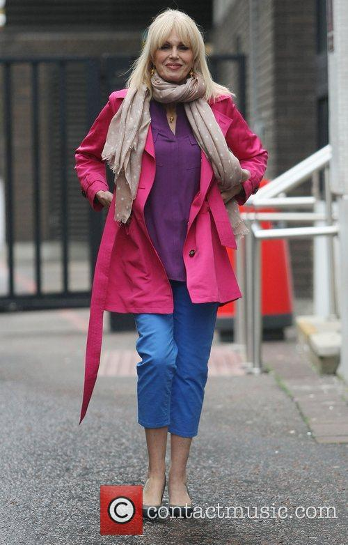 Joanna Lumley and Itv Studios 5