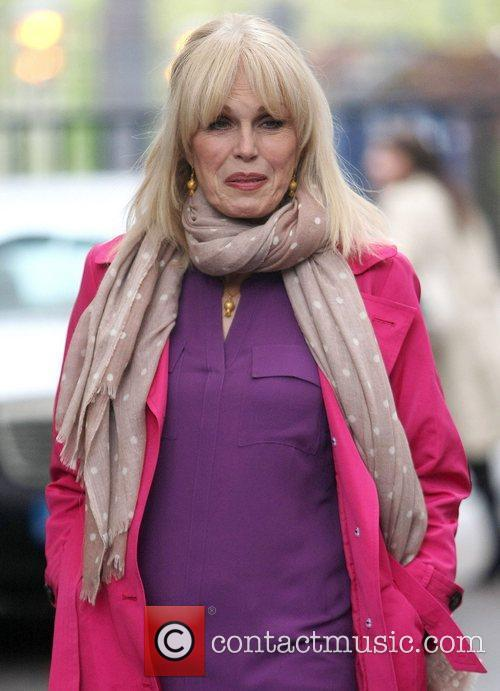 Joanna Lumley and Itv Studios 1