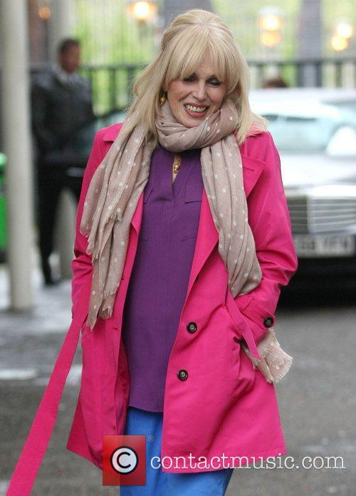 Joanna Lumley and Itv Studios 6