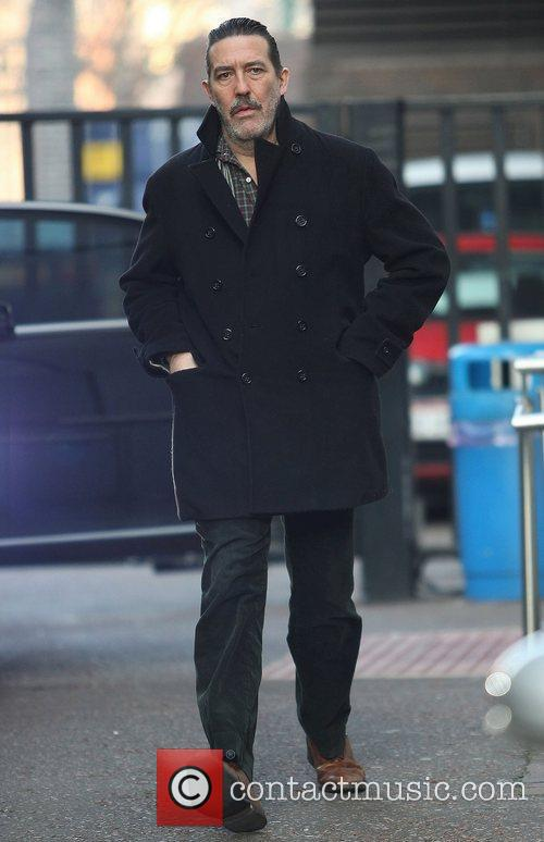 Ciaran Hinds and Itv Studios 2