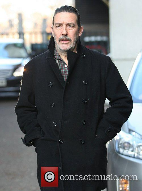 Ciaran Hinds and Itv Studios 3