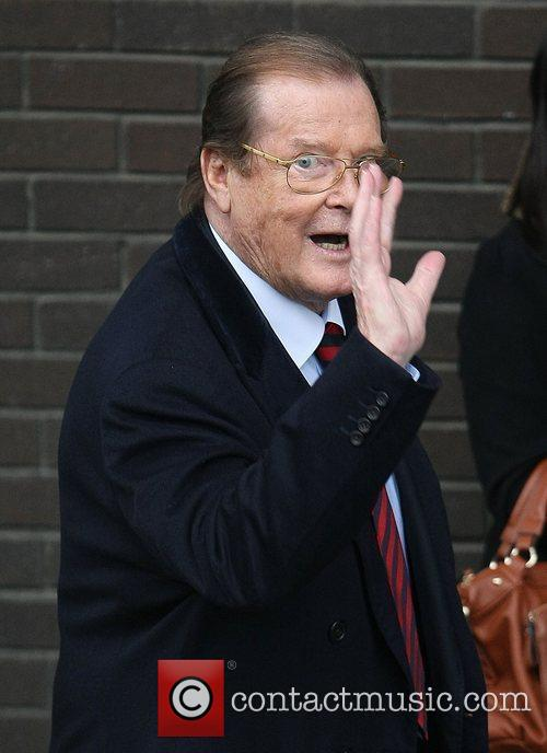 Roger Moore and Itv Studios 4