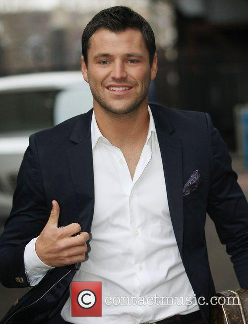 Mark Wright and Itv Studios 7
