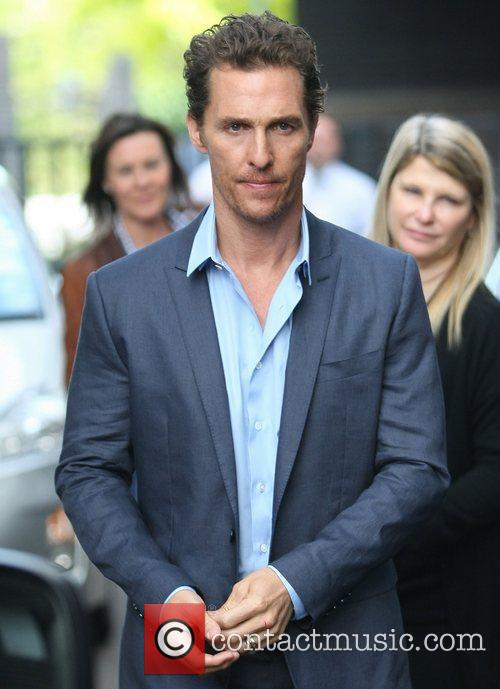 Matthew Mcconaughey and Itv Studios 1