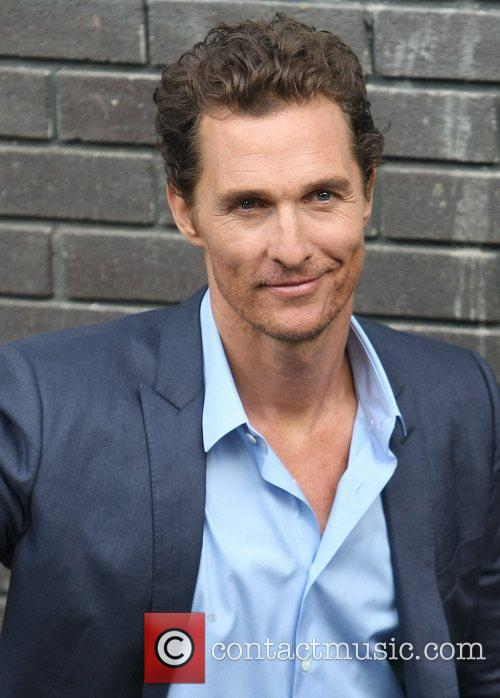 Matthew Mcconaughey and Itv Studios 2