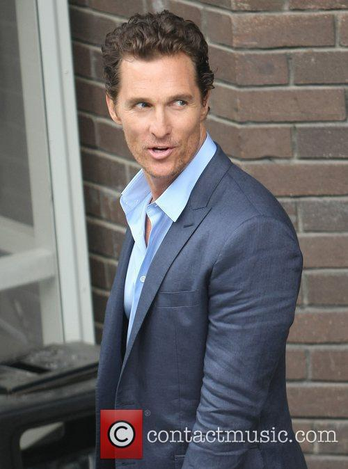 Matthew Mcconaughey and Itv Studios 3