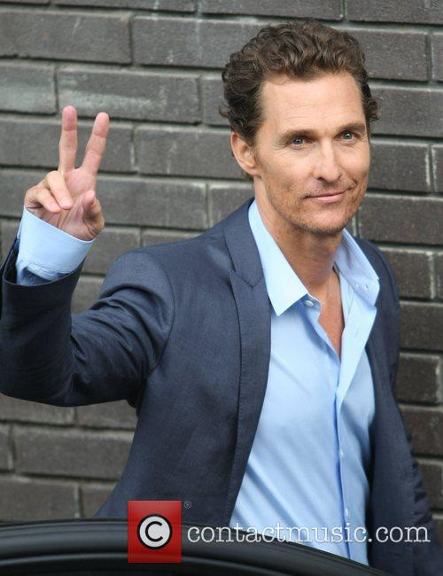 Matthew Mcconaughey and Itv Studios 4