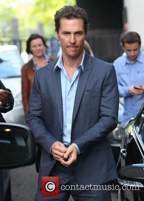 Matthew Mcconaughey and Itv Studios 5