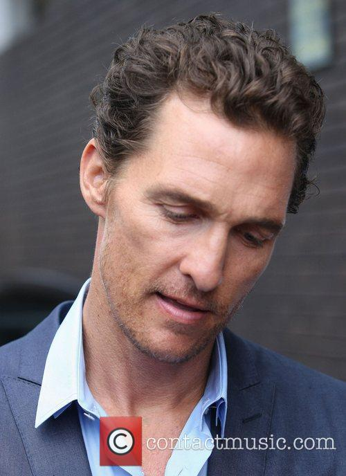 Matthew Mcconaughey and Itv Studios 6