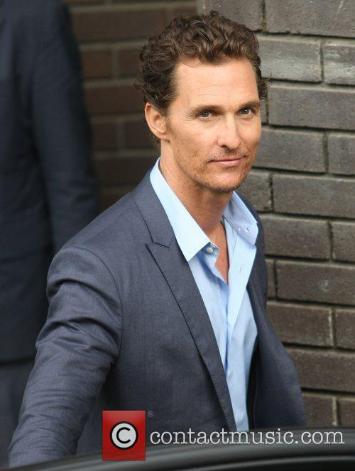 Matthew Mcconaughey and Itv Studios 8