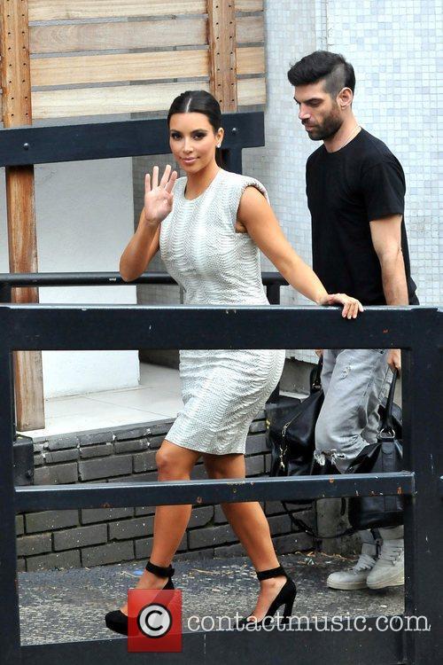 Kim Kardashian, Alan Carr and Itv Studios 3
