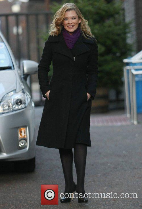 Hannah Waterman and Itv Studios 2