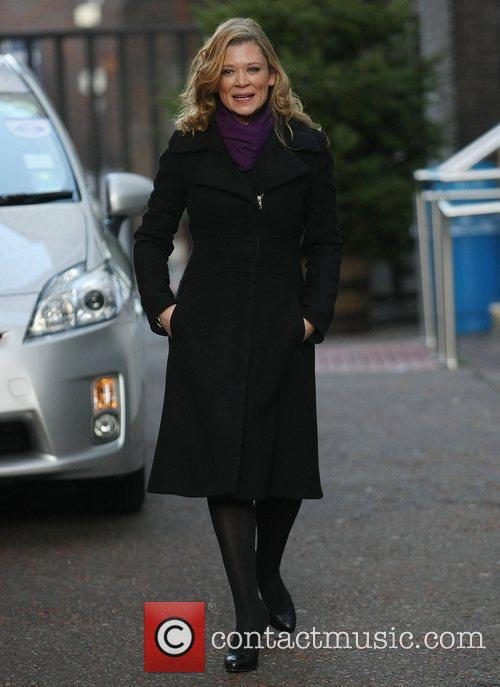 Hannah Waterman and Itv Studios 5