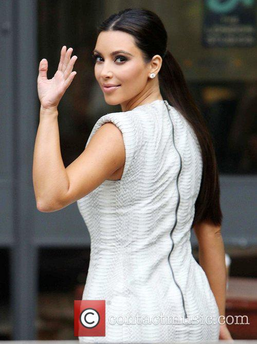 Kim Kardashian, Alan Carr and Itv Studios 2