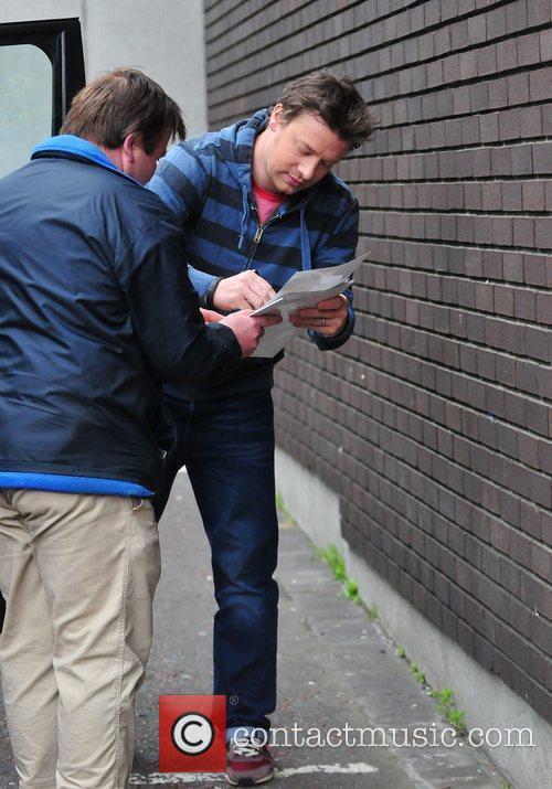 Jamie Oliver and Itv Studios 6