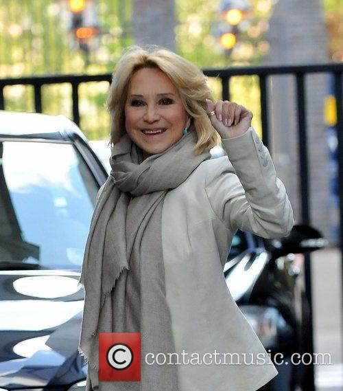 Felicity Kendal and Itv Studios 5